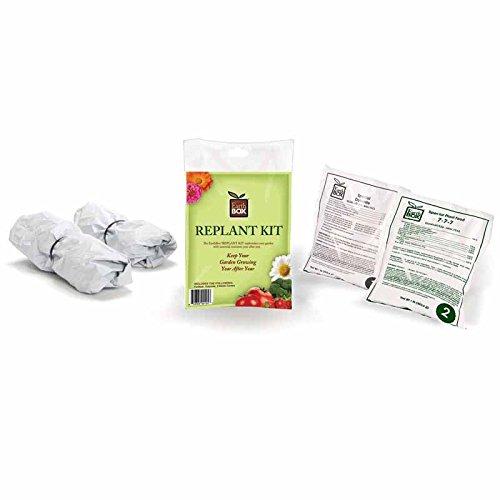 EarthBox Replant Kit (Net Wt. 1lb)