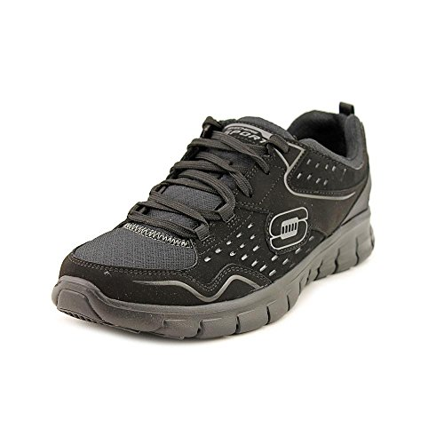 Skechers Synergy A Lister Mujeres Sneakers Black 5.5