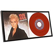 Vinyl Record Album Frame Aluminium Double 7 Inch Pack of 1