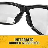 DEWALT DPG94-1C Dominator SAFETY Glasses, Clear