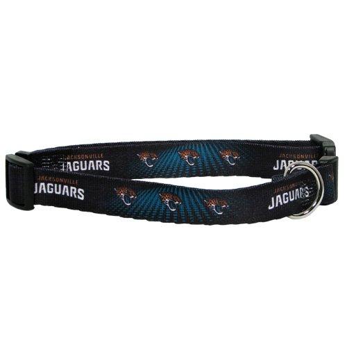 UPC 716298106484, Hunter MFG Jacksonville Jaguars Dog Collar, Large