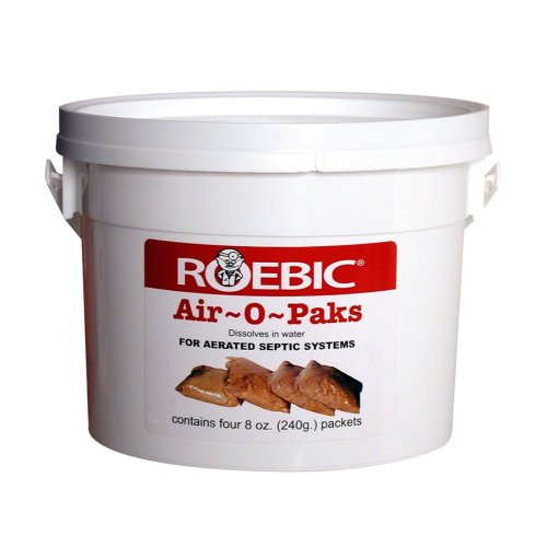 Roebic AOP Air-O-Pak, 2.25 Pounds by Roebic Laboratories
