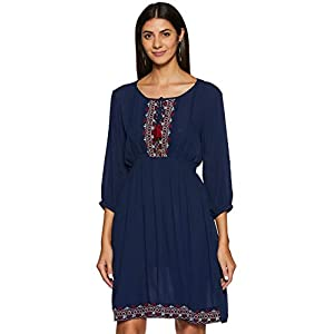 Max Rayon Wrap Dress