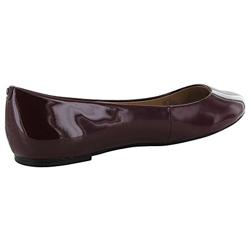 Kenneth Cole Womens The Delight Balletto Piatto Bordeaux