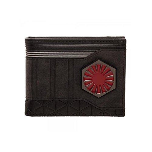 Star Wars Episode 8 Bi-Fold Wallet w/Gift Box by Superheroes - Episode 1 Bananya