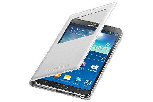 Click to buy Samsung EFCN900BWEGCA S View Leather Note3 White - From only $25.99