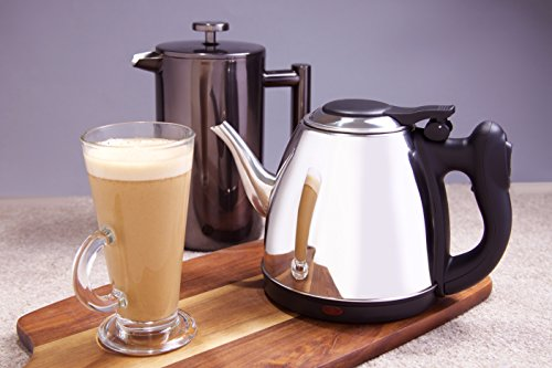 Electric Tea Kettles With Automatic Shut Off ~ Best small cup stainless steel goose neck style electric