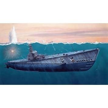 Revell 05047 - Maqueta de Submarino US Navy Gato (Escala 1 ...