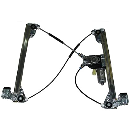 Image of ACDelco 10390765 GM Original Equipment Front Passenger Side Power Window Regulator and Motor Assembly