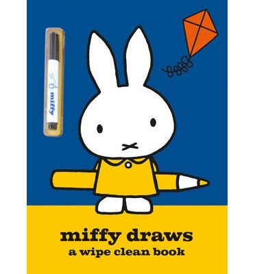 Miffy Draws : A Wipe Clean Book(Paperback) - 2014 Edition ebook