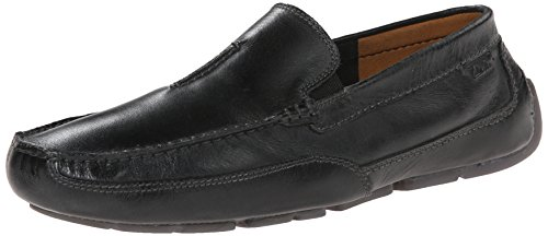 Clarks+Men%27s+Ashmont+Race+Slip-On+Loafer%2C+Black%2C+11+M+US