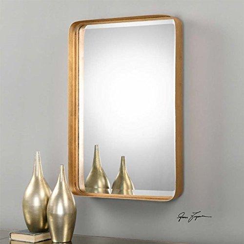 Uttermost 13936 Uttermost Crofton Antique Gold Mirror from Uttermost