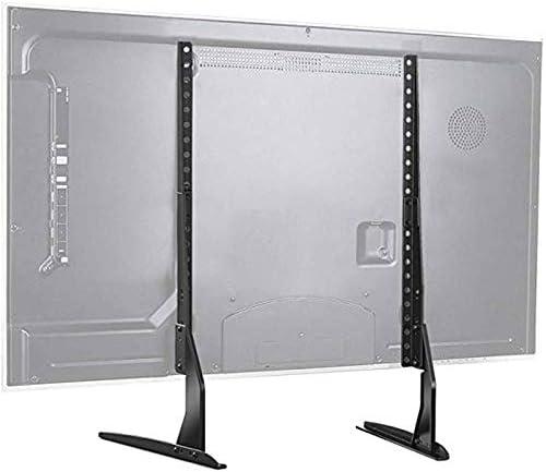 SADGE - Soporte de Escritorio para TV de Pantalla Plana de 40 a 75 Pulgadas (Altura Ajustable para hasta 50 kg, VESA de hasta 800 x 400 mm): Amazon.es: Hogar
