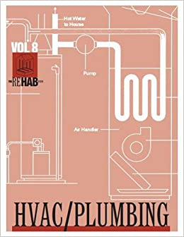 hvac/plumbing: volume 8 of the rehab guide: steven winter, many diagrams:  9780756719012: amazon com: books