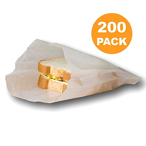 Eco Friendly Paper Bags For Food - 1