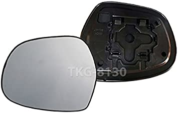 Electric Primed Convex Heated Left Wing Side Mirror Fits SMART Fortwo 2007