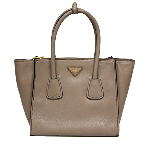 Prada-Glance-Twins-Leather-Shopping-Tote-with-Shoulder-Strap-1BG625-Pomice-Grey