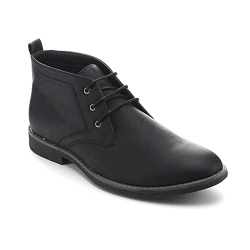 Arider Cooper-03 Men's High-Top Lace Up Chukka Ankle ()