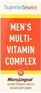Superior Source Men's Multivitamin Complex, 90 Count