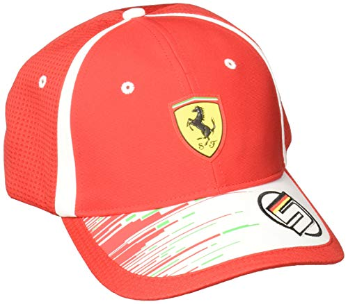 Ferrari Scuderia Sebastian Vettel Cap 2018 for sale  Delivered anywhere in USA