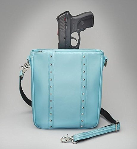 Lambskin Cross Vertical Gun Carry Mamas Tote'n body Concealed Bag by 1ASwqZ