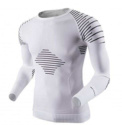 X-Bionic Invent Long Sleeve Running Top - SS17 - XX for sale  Delivered anywhere in USA