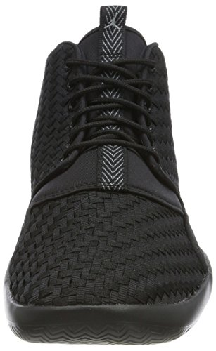 Grey cool black Eclipse Chukka Negro Mens Textile Trainers Nike Y8qw0C5W
