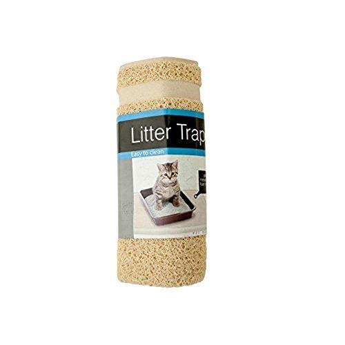Bulk-Buys-tapis-de-Pige--litire-pour-chat-dintrieur-facile--nettoyer