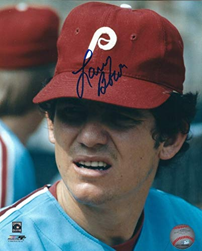 2b85a4a8 Autographed Signed Larry Bowa 8x10 Philadelphia Phillies Photo ...