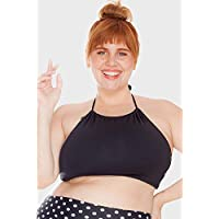 Top Cropped Frente Única Plus Size
