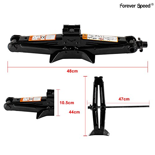 Cric losange 2T – Forever Speed