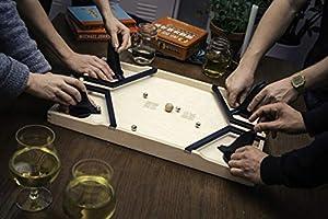 Gigamic-BONK-Juego de dirección, JMBO, Madera: Amazon.es: Juguetes y juegos