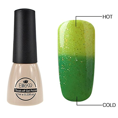 Elite99 Thermal Temperature Color Changing Gel Nail Polish S