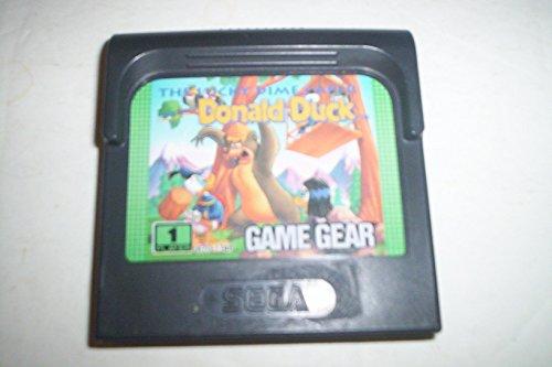 Donald Duck Lucky Dime Caper Sega