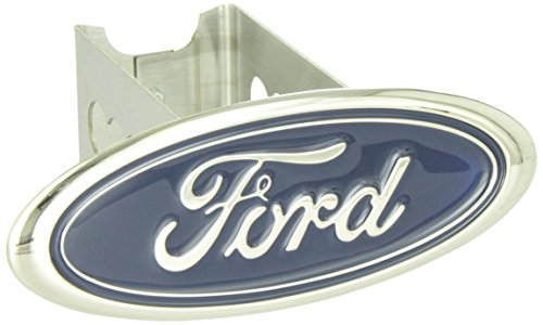 - Au-TOMOTIVE GOLD TFORC 'Ford' Trailer Hitch Cover