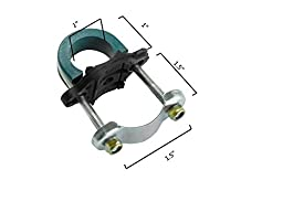 Trampoline Enclosure Pole Connecter, Fits for poles measuring up to 1\