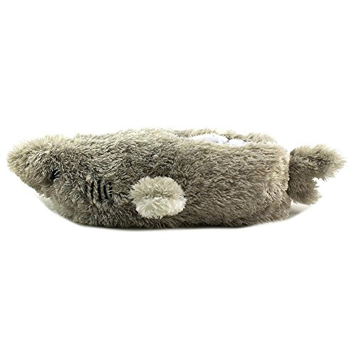 Animal Grey Grey Shark Shark Slippers a8tvtP