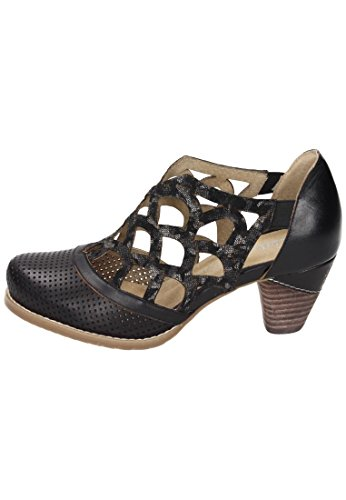Manitu Ladies 930538 Pumps Nero