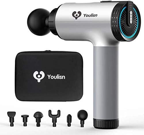 Youlisn 2020 Newest Muscle Massage Gun