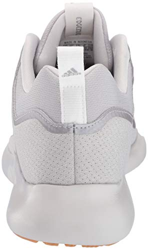 adidas Women's Edgebounce, Silver Metallic/Grey, 5.5 M US by adidas (Image #2)