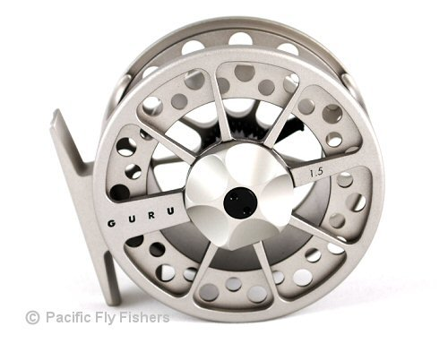 Waterworks Lamson Guru Fly Reel – GURU 3, Outdoor Stuffs