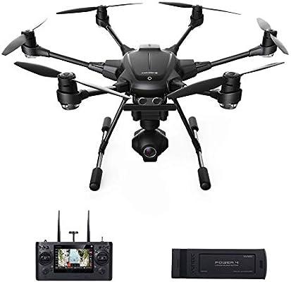Yuneec Typhoon H 4K UHD cámara Drone - Gris: Amazon.es: Electrónica