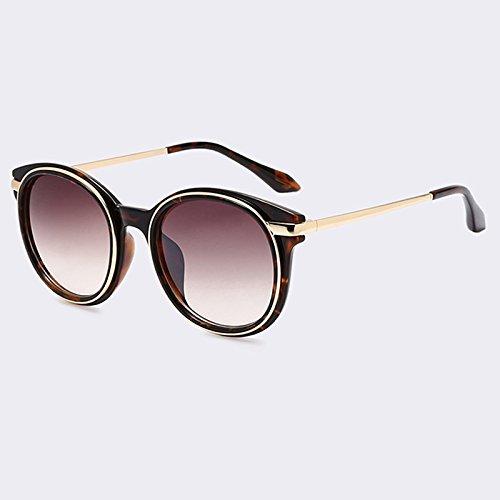 classic en lentes las piernas oval para C02 fuzzy gafas espejo TIANLIANG04 de moda Gafas aleación femeninas C01 qtv51nxO