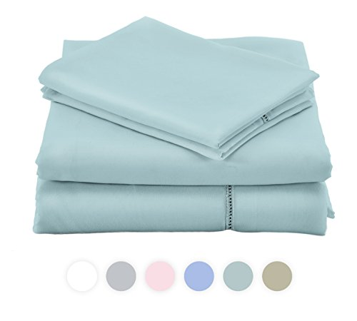 chicy-luxe-grace-premium-microfiber-sheet-collection-queen-blue-haze