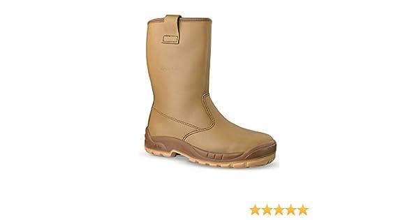 Botas De Hombre De Seguridad Jallatte Jalaska S3: Amazon.es: Zapatos y complementos
