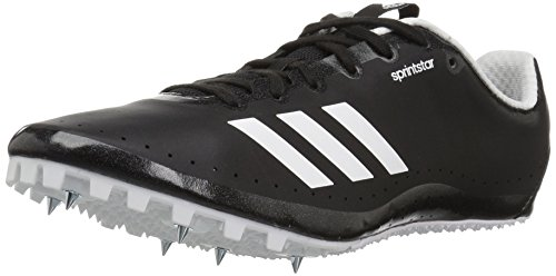 adidas Women's Sprintstar W Women's Running Shoes with Spikes Core Black/Orange/White footlocker finishline sale online wgpOmO