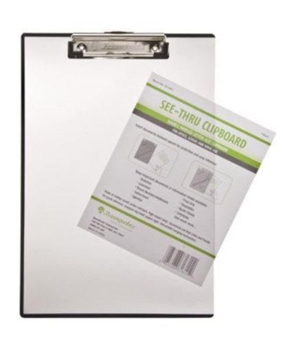 Baumgartens TA-1611 Quick Reference Clipboard - Pack of 12 by Baumgarten's by Baumgarten's