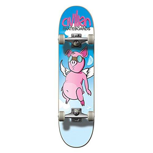 Image of Decks Civilian Complete Pig Skateboard Deck