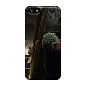 Premium Tpu The Last Of Us 2012 Cover Skin For Iphone 5/5s