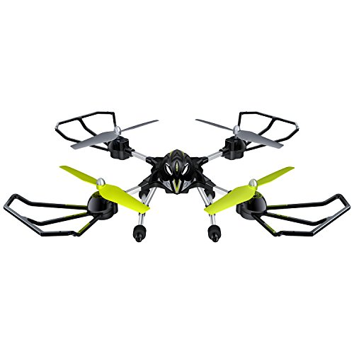 AUKEY-Black-Sparrow-Drone-Intelligent-Fixed-Altitude-Colorful-LED-Headless-Mode-Quadcopter